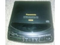Retro Panasonic SL-1PNA Portable CD Player