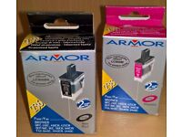 Armor cartridges for Brother printers