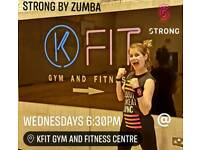 STRONG by Zumba Music-Led HIIT sessions in Birmingham & Solihull area!