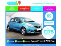 Toyota Yaris 1.33 Icon+ M-Drive S 5dr / FINANCE AVAILABLE