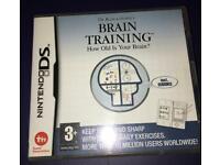 'Dr Kawashima's Brain Training' for Nintendo DS