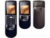 Nokia 8800d sirroco