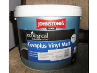 Unused Johnstone's Trade Matt Emulsion 10 litres - Sweet Lavender £25