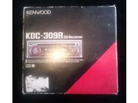 Kenwood KDC- 309A CD player