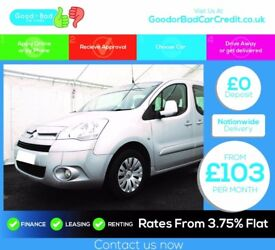Citroen Berlingo Multispace 1.6 HDi VTR Estate 5dr / FINANCE AVAILABLE
