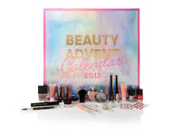 2017 Beauty Advent Calendar with 24 beauty products Christmas Present Gift