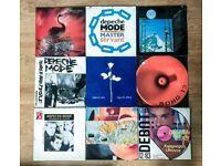 Depeche Mode - Vinyl Collection x 9 LP's