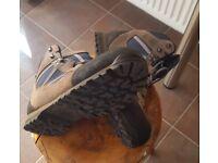 Brasher walking boots