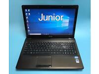 Asus i3 Fast HD Laptop 6GB Ram 320GB, Boxed In Excellent Condition, Microsoft Office,HDMI