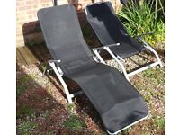 Sunny Loungers From Aldi