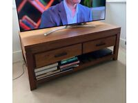 Solid Wood TV Stand - Collection Only