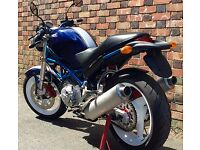 DUCATI MONSTER 600 2001 FOR SALE IN SHOWROOM CONDITION OPEN TO CONSIDERABLE OFFERS