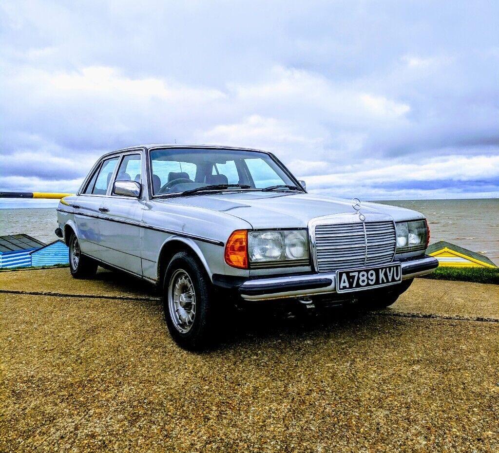 6ae554a7ce 1984 Mercedes-Benz 280 E