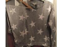 Women's tracksuit size s-m worn once