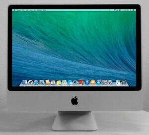 "!! IMAC 24"" INTEL CORE 2 duo 449$"