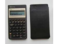 Hewlett Packard HP 17Bii business calculator