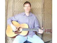 Guitar Lessons in Finsbury Park - Helpful Experienced Professional Teacher