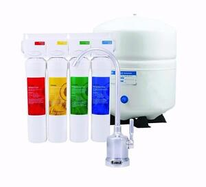 Watts Premier RO-Pure 4-Stage Reverse Osmosis System