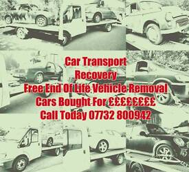 Free Scrap Car Collection & Removal Cars Wanted For Cash Mot Failure Non Runners Best Prices Paid