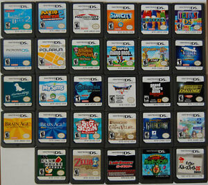 Sell your DS games