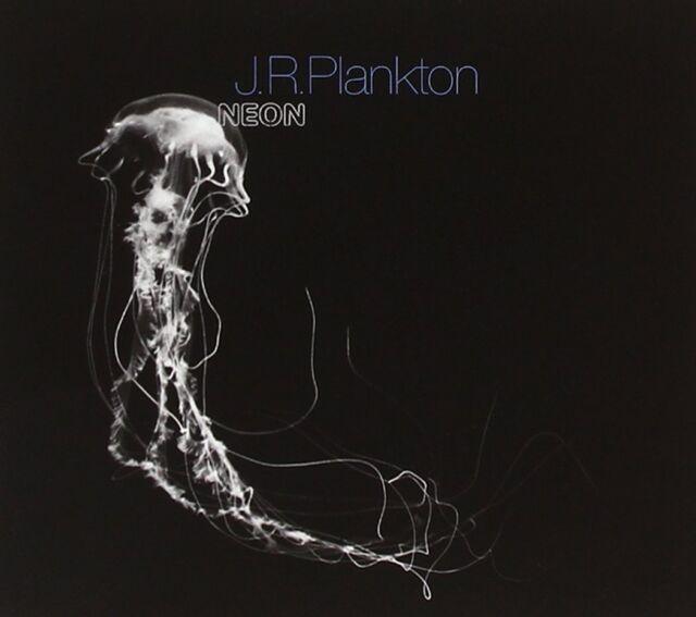 J.R.PLANKTON - NEON  CD NEU