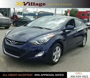 2012 Hyundai Elantra GLS Heated Seats, Digital Audio Input, A...