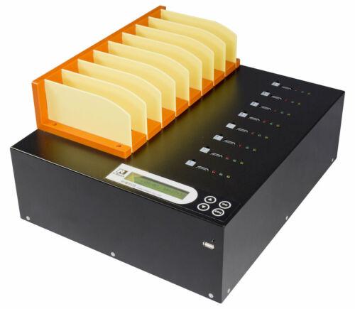 Ureach 1:7 HDD/SSD Hard Drive Duplicator/Sanitizer 18GB/Min Copier/Eraser MT800H