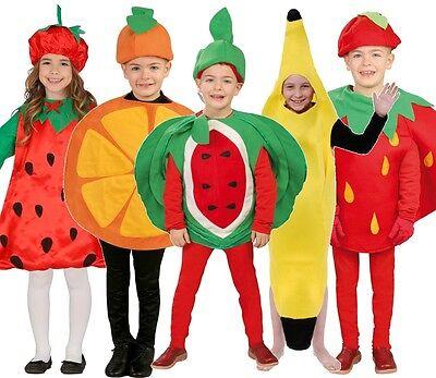 Kinder Jungen Mädchen Früchte Essen 5 einen Tag - Bananen Outfit