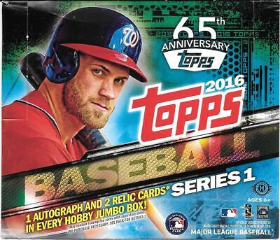 89c30fe15ea 2016 Topps Series 1 , 2 & UPDATE Baseball..Pick 40 Cards to Finish Your  Set!!!