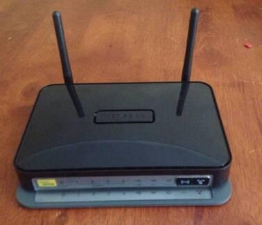 Netgear DGN2200 Wireless ADSL2/2+ Modem Router Wifi Optus
