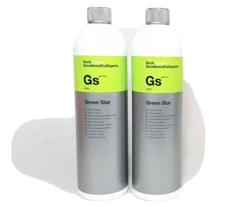 Koch Chemie Green Star 2 x 1L. Universalreiniger