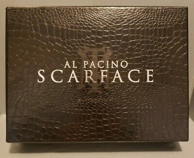 Scarface Collectors 20th Anniversary Edition DVD Alligator Box Set Al Pacino VGC