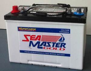 SEAMASTER MFM70 GOLD MARINE BATTERY720CCA12V 2 Year Warranty Southport Gold Coast City Preview