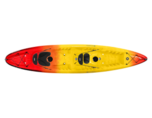 PRICE REDUCED - Perception Tribe 13.5 recreational sit on kayak Findon Charles Sturt Area Preview