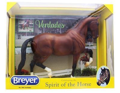 Breyer Horses Traditional Size Verdades #1802, Dressage, Warmblood, Bay, Champio
