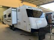 #17163 2015 JAYCO SILVERLINE 'OUTBACK' SLIDE OUT LUXURY CARAVAN Burpengary Caboolture Area Preview