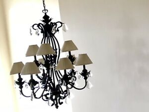 "Beautiful 40"" Tall Chandelier"