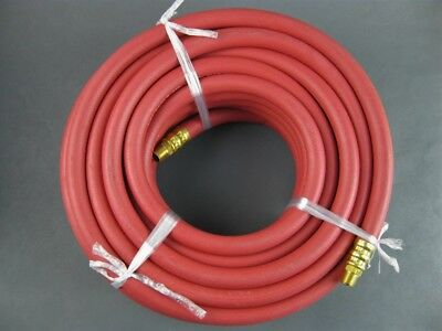 38 Eagle Air 001-0061-0050l Compressor Hose 50 Red 300 Psi