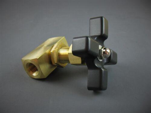 MTM Hydro 20.0034 1/4F-F Chemical Metering T-Valve