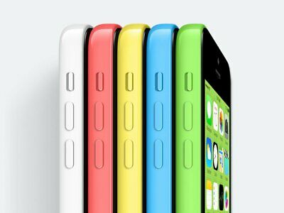 New *SEALED* AT&T Apple iPhone 5c - Unlocked Smartphone/BLUE/8GB for sale  Shipping to Canada