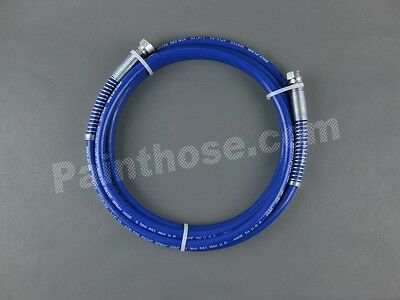 Airless Paint Spray Hose 3300psi 14 X 15 Blue Same As 223756