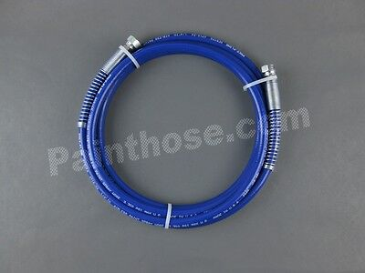 Airless Paint Spray Hose 3300psi 14 X 15ft Blue Same As 223756