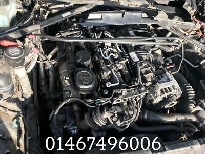 BMW 320D E90 LCI 2.0L N47 N47D20C COMPLETE ENGINE E91 E60 120D 520D