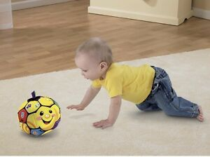 Laugh and Learn Singing Soccer Ball