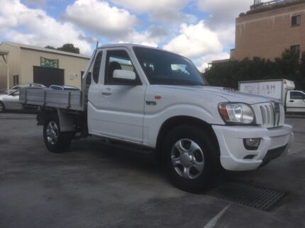 2013 Mahindra Pik-Up Ute only 80,km 1 owner very good service his