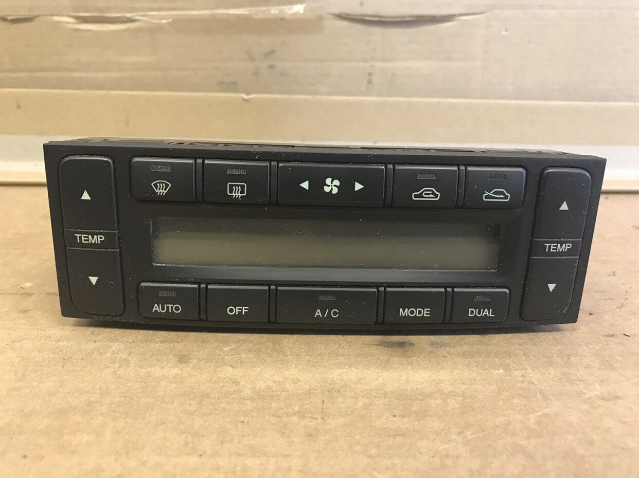 Used Kia Air Conditioning And Heater Parts For Sale Page 83 Kompresor New Rio 2006 Hcc Ori 2004 Amanti Digital Climate Control