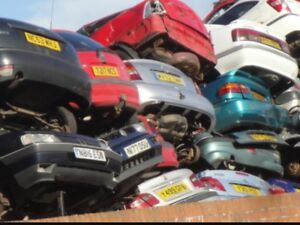 CASH FOR SCRAP AND UNWANTED VEHICLES!