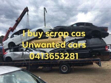 Cash for scrap cars Fairfield Fairfield Area Preview