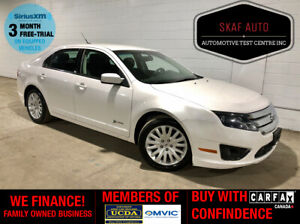 2011 Ford Fusion Hybrid ONE OWNER! CLEAN CARFAX! WE FINANCE!