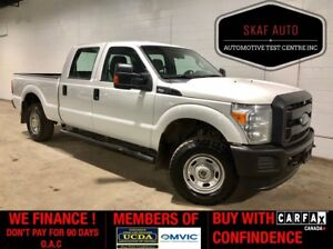 2015 Ford F-250 4X4! SHORT BOX! ONE OWNER! WE FINANCE!